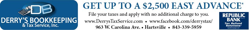 Derry's Tax Service